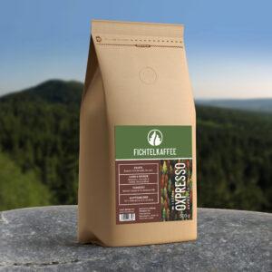 Unser Oxpresso Fichtelkaffee